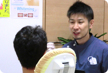 両国スマイル歯科のユニット