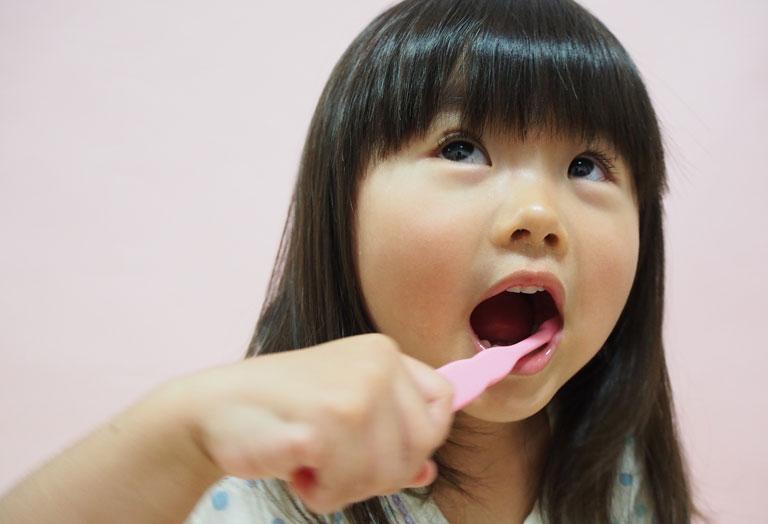 両国スマイル歯科の小児歯科