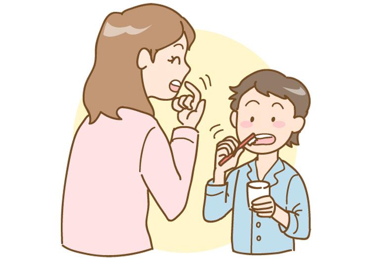両国スマイル歯科 毎日の歯磨き